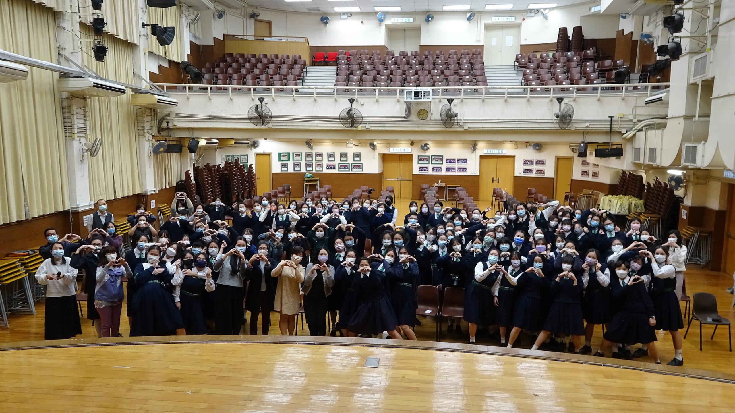中六Farewell Assembly (01-03-2021)